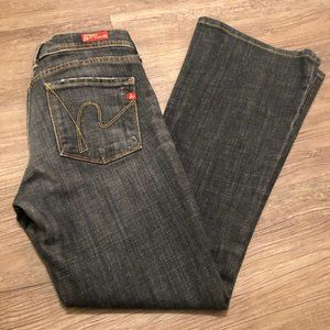 Citizens of Humanity Jeans ingrid #002 flair 25x28